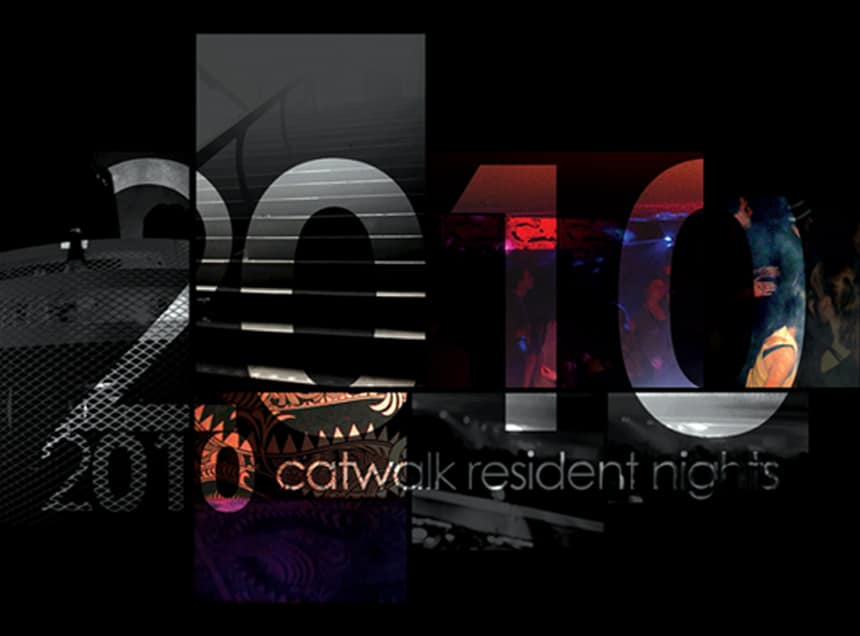 Catwalk Club — Studio DBLY