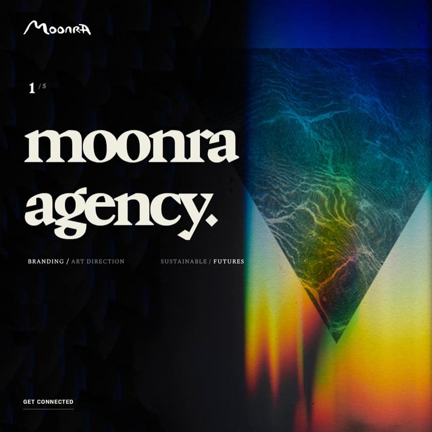Moonra Agency — Studio DBLY